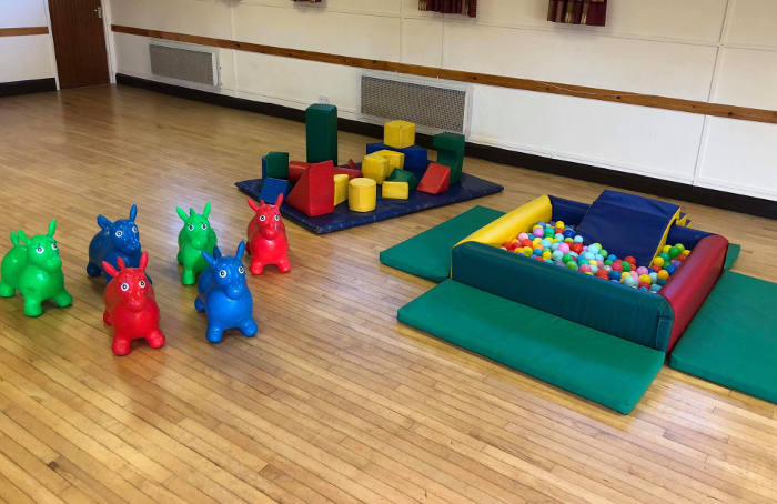 Soft Play toys, equipment and facilities